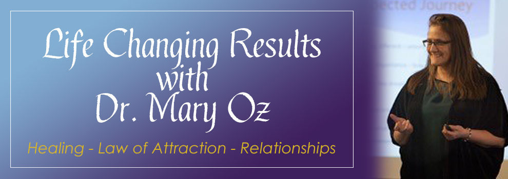 Life Changing Results with Dr. Mary Oz channel