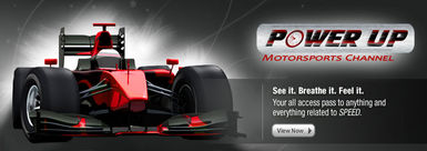 Power up Motorsports channel