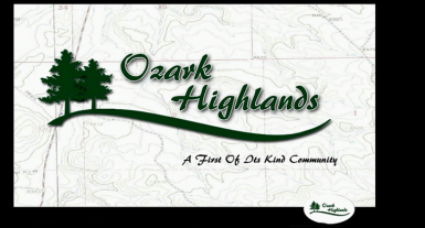 Ozark highlands