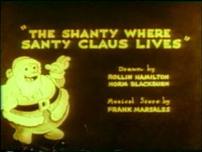 The Shanty Where Stany Claus Lives