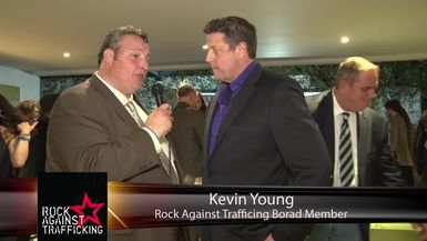 Kevin Young From Rock Against Trafficking