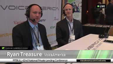 Jeff Ball at the 42nd National Hard Money Conference Live Broadcast