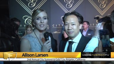Allison Larsen Interviews Jim Kwik at the City Summit