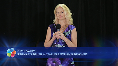 Special Encore Presentation: Summer Star 2016 Season Highlights and Kimi Avary's popular 3 Ketys to Being a Star in Love and Beyond presentation!