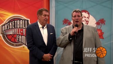 Jerry Colangelo BBall Hall of Fame