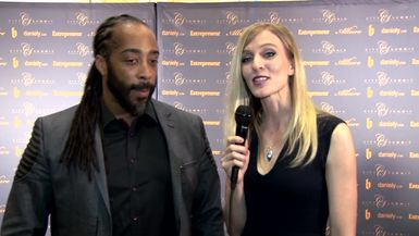 Allison Larsen Interviews Sekou Andrews at the City Summit
