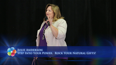 Step Into Your Power and Rock Your Natural Gifts!