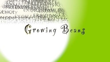 Growing Beans