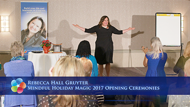 Mindful Holiday Magic 2017 Opening Ceremonies