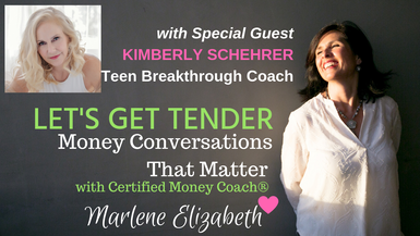 Let's Get Tender with Special Guest Kimberly Schehrer