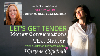 Let's Get Tender with Special Guest Stacey Allis