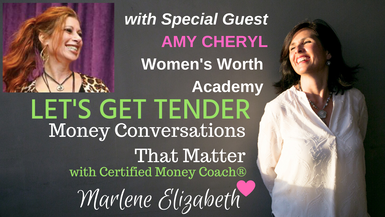 Let's Get Tender with Special Guest Amy Cheryl