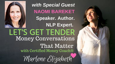 Let's Get Tender with Special Guest Naomi Bareket