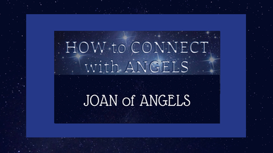 Joan of Angels – Oracle, Ascension Master, Soul Artist
