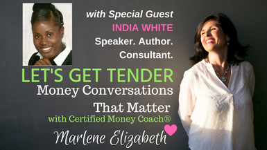 Let's Get Tender with Special Guest India White