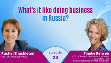 What's it like doing business in Russia?