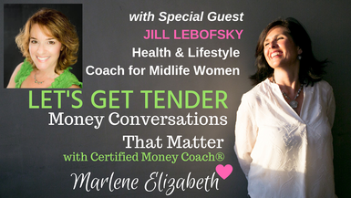 Let's Get Tender with Special Guest Jill Lebofsky