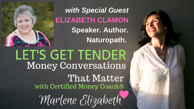 Let's Get Tender with Special Guest Elizabeth Clamon