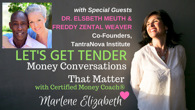 Let's Get Tender with Special Guests Dr. Elsbeth Meuth & Freddy Zental Weaver